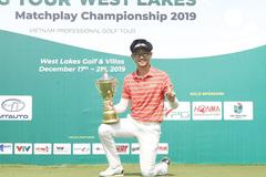 Varuth Nguyễn vô địch VPGTour West Lakes Matchplay 2019