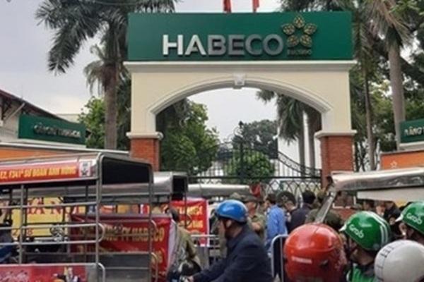 Trăm thương binh 'vây' trụ sở Habeco, báo cáo gấp lên Bộ Công Thương