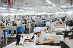 Quảng Ninh ưu tiên phát triển CNHT ngành dệt may và cơ khí, chế tạo
