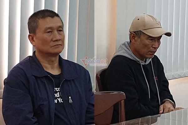 Bắt 2 đối tượng người Đài Loan trong đường dây buôn hơn 1,1 tấn ma túy
