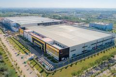 Khánh thành giai đoạn 1 Tổ hợp Nhà máy sản xuất thiết bị điện tử tại Khu CNC Hòa Lạc