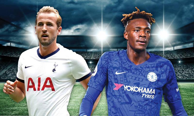Tottenham vs Chelsea: Mourinho bắt vía Lampard