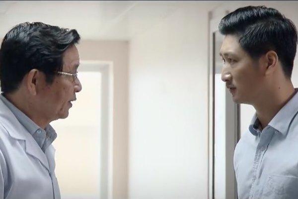 'Hoa hồng trên ngực trái' tập 41, Bảo bắt Khuê gọi bằng anh, Thái sắp chết