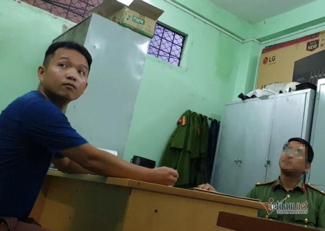Tước quân tịch, bắt giam thiếu úy Công an cưỡng đoạt tài sản của nam sinh