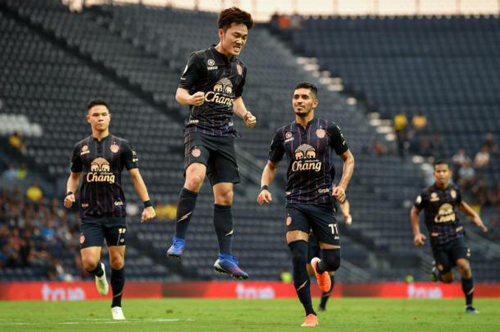 Luong Xuan Truong's goal is best of Thai League in 2019