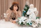 Nữ MC không tuổi diện đồ hiệu toàn tập trong bộ ảnh Giáng Sinh