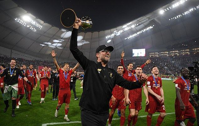 Liverpool vô địchFIFA Club World Cup sau 120 phút nghẹt thở