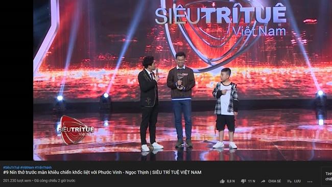 Khán giả thất vọng 'tố' Siêu trí tuệ Việt Nam bất công với thí sinh