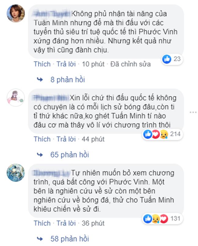 Siêu Trí Tuệ Việt Nam,Lại Văn Sâm,Tóc Tiên,Trấn Thành