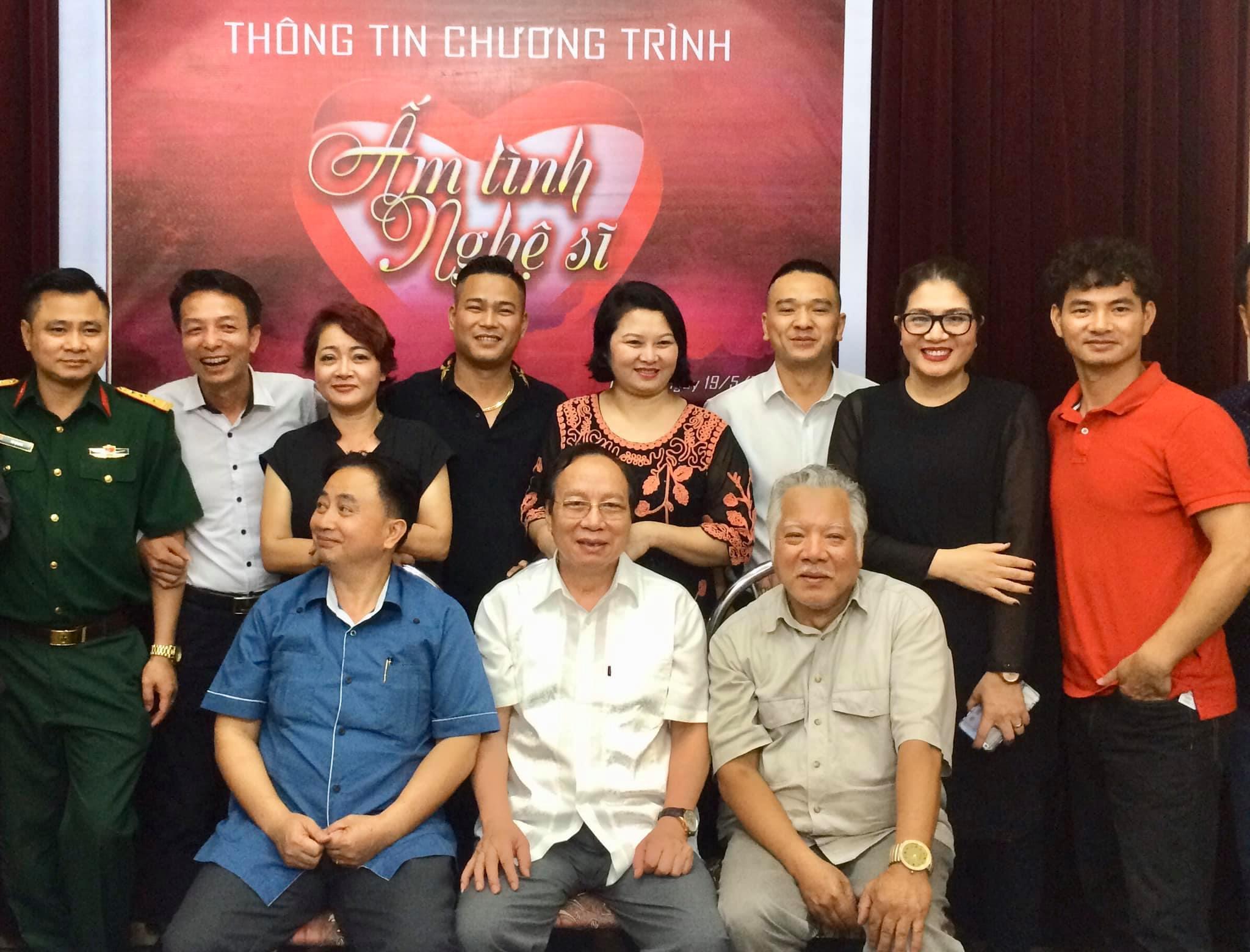 Phó chủ nhiệm CLB nghệ sĩ sân khấu Việt Nam qua đời qua đời ở tuổi 44