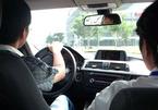 Giám sát cả thời gian tập lái trên đường, Nhật, Hàn đâu làm thế
