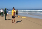 Tắm biển Quảng Nam, du khách người Anh bị sóng cuốn mất tích
