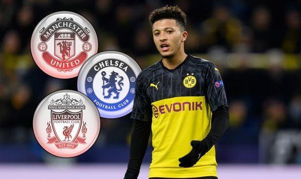 Chelsea vượt MU ký Sancho, Liverpool siêu đẳng