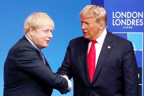 Ông Trump nhiệt tình mời thăm Mỹ, Thủ tướng Anh tìm cách 'né'