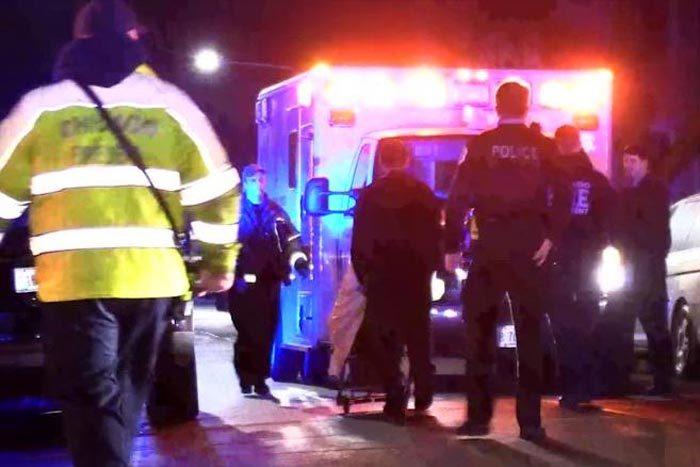 Cãi vã tại tiệc ở nhà riêng Mỹ, 13 người bị bắn