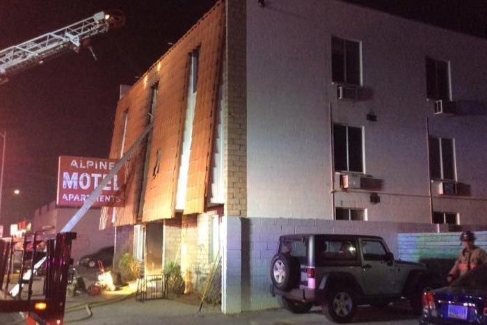 Mỹ,hỏa hoạn,cháy chung cư