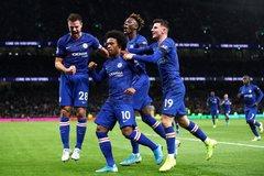 Chelsea hạ gục Tottenham, Mourinho bẽ mặt trước Lampard