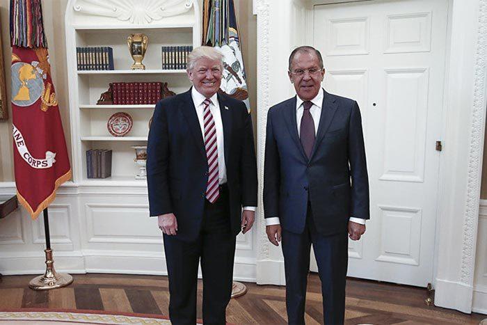 Ngoại trưởng Nga nhận định bất ngờ về ông Trump