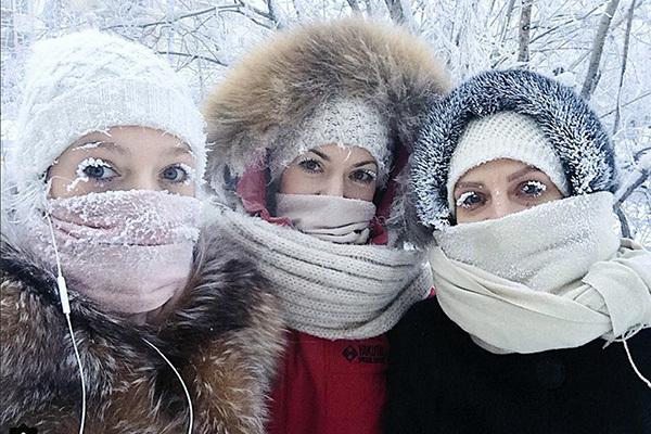 Khám phá ngôi làng lạnh nhất thế giới