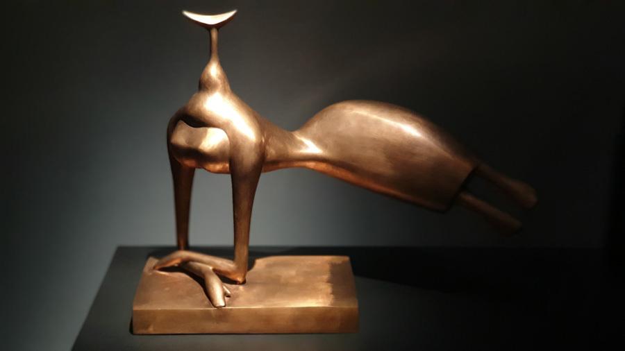 Triển lãm tôn vinh nhà điêu khắc Tạ Quang Bạo