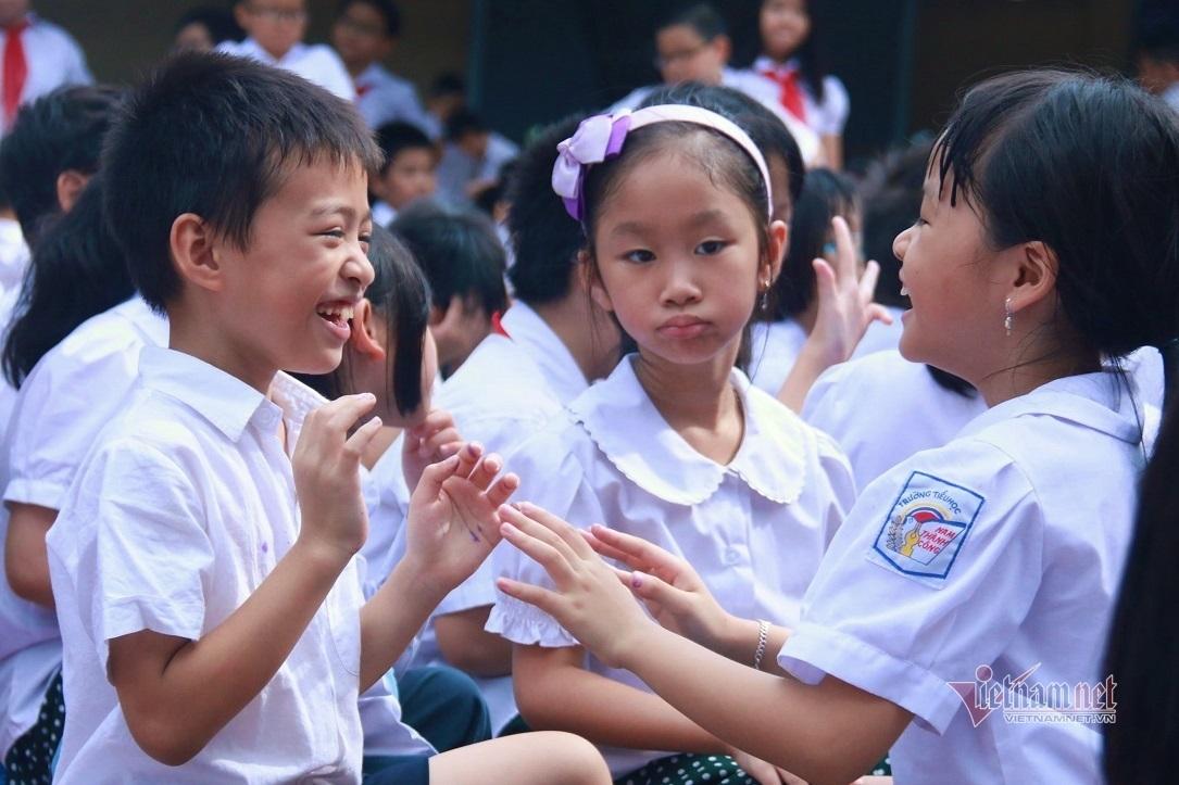 Sắp có hướng dẫn đánh giá học sinh lớp 1 theo chương trình phổ thông mới