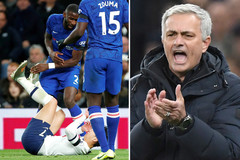 Son Heung-Min bị đuổi, Mourinho bức xúc cầu thủ Chelsea