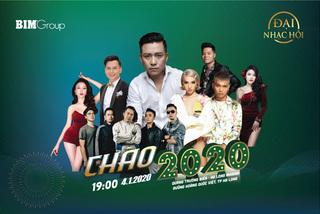 BIM Group Chào 2020 - đại nhạc hội bên vịnh di sản