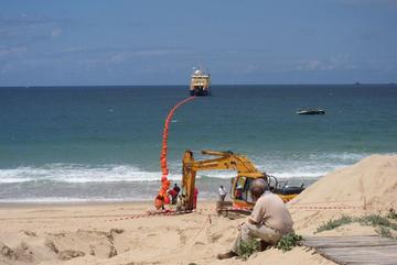 Ba tuyến cáp quang biển Việt Nam đồng loạt gặp sự cố