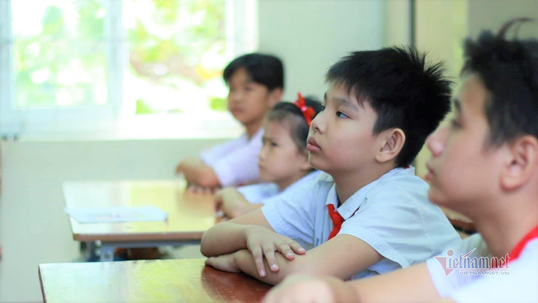 Những đứa trẻ đã học như thế, tôi mong chờ gì ở tương lai?