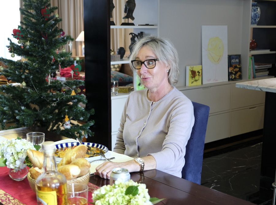 Nhà ngoại giao Na Uy chia sẻ món truyền thống dịp Noel