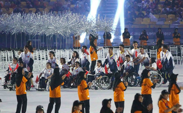 ASEAN Paragames postponed due to lack of funding