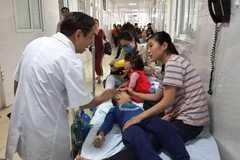 Gần 60 học sinh mầm non ở Thanh Hóa nhập viện sau bữa ăn
