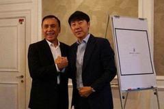Indonesia chốt đồng hương thầy Park, chờ đấu tuyển Việt Nam