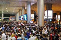 Tan Son Nhat Airport to add flights during Tet holiday