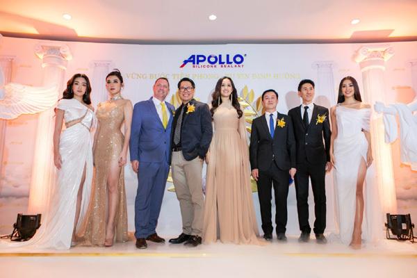 Apollo Silicone ra mắt tính năng QR-Code trong đại tiệc tri ân khách hàng
