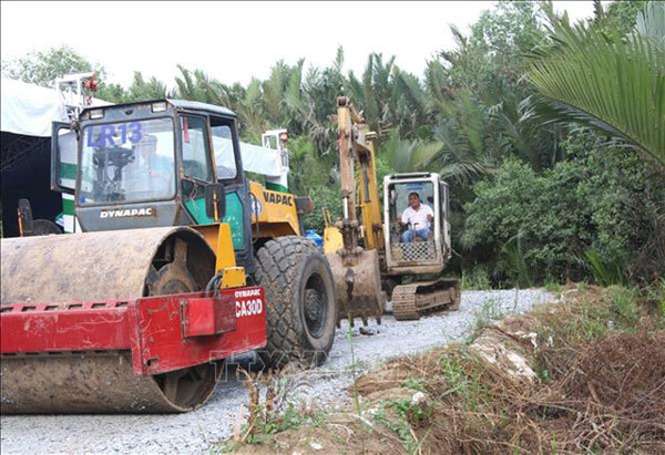 Work begins on HCM City's first large industrial and hazardous waste plant