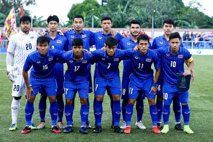 U23 Thái Lan gọi sao trẻ chơi ở Anh cho U23 châu Á