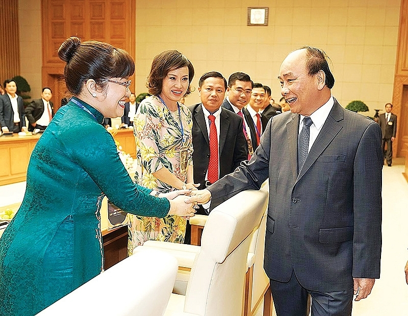 VN Government assistance on way for private firms