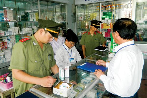 Tỉ lệ thuốc giả tại Việt Nam thấp hơn nhiều so với các nước