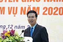 Ông Võ Văn Thưởng: Mạng xã hội đã sạch hơn chứ chưa sạch hẳn