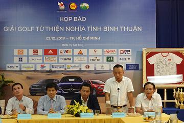 Giải golf nghĩa tình Bình Thuận: 5 tỷ đồng cho cú Hole in one