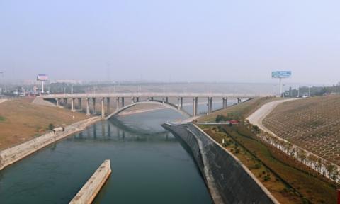 China's water diversion plan to northern region raises concerns