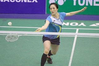 Badminton player Vu Thi Trang wins Graphics Challenge title
