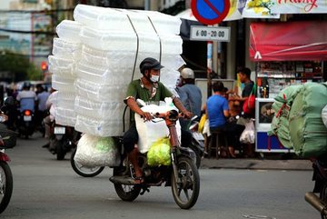 Old vehicles in HCMC to be removed to address air pollution