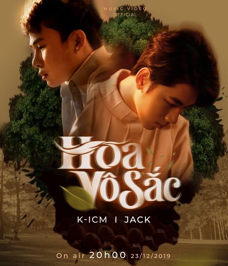 Jack bức xúc đòi 'trả công bằng' đúng ngày MV với K-ICM ra mắt