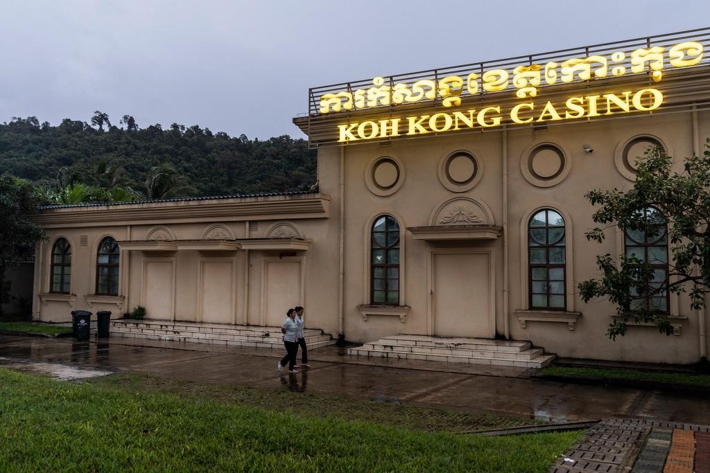 Bí ẩn dự án xây sân bay của Trung Quốc ở Campuchia