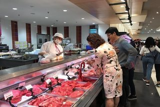 Minister warns firms of pork price hike
