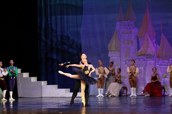 Vở diễn ballet Hồ Thiên Nga sẽ được trình diễn tại Ecopark