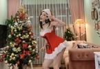 Chi Pu nhảy sexy trên nền nhạc Giáng sinh