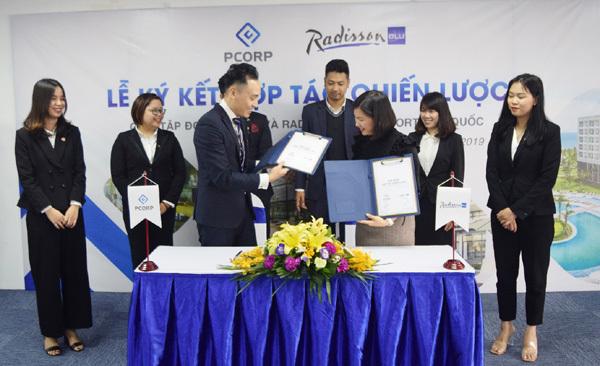 Tập đoàn PCorp 'bắt tay' Radisson Blu Resort Phú Quốc phát triển nhiều gói nghỉ dưỡng